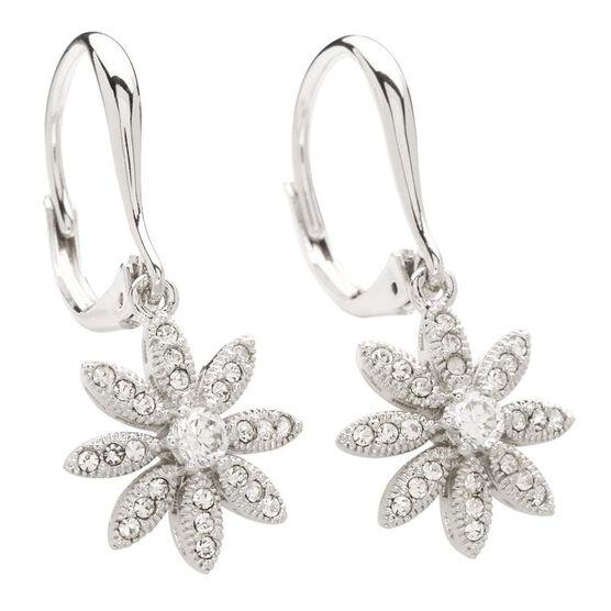 Eliot Danori Flower Costume Earrings