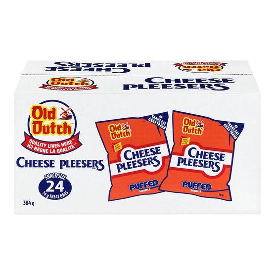 Old Dutch Cheese Pleesers - 24's