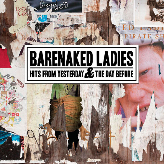 Barenaked Ladies - Hits From Yesterday & The Day Before - CD