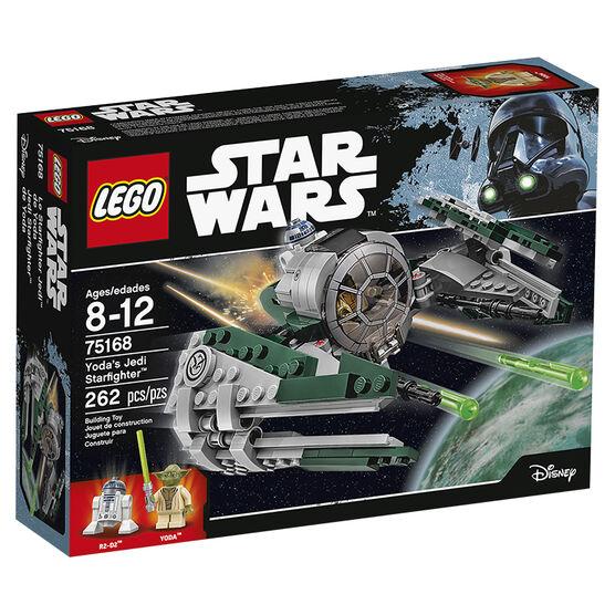 Lego Star Wars Yoda's Jedi Starfighter