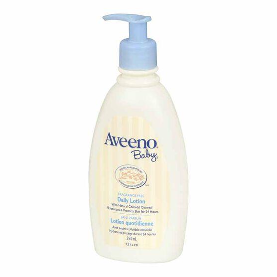 Aveeno Baby Daily Lotion - 354ml