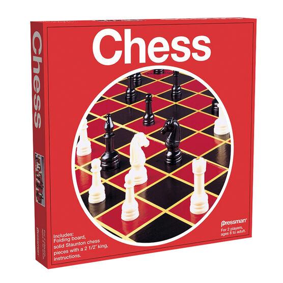 Red Box Chess