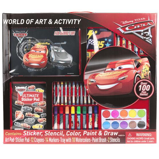 Cars 3 World Activity Set