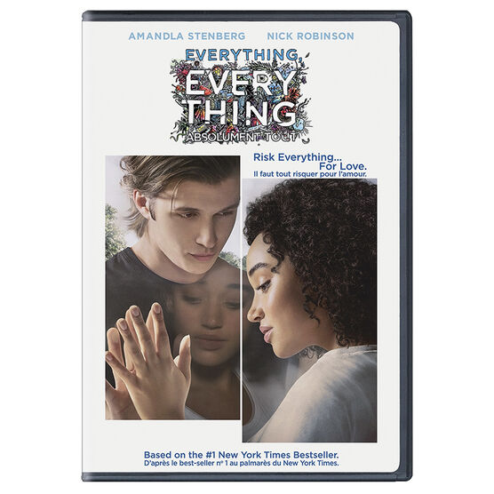 Everything, Everything - DVD
