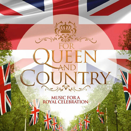 Various Artists - For Queen & Country - 2 CD
