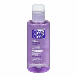 Clean & Clear Soothing Eye Makeup Remover - 162ml