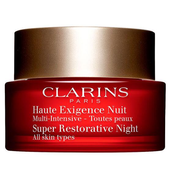 Clarins Super Restorative Night Cream - All Skin Types - 50ml