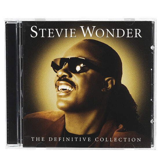 Stevie Wonder - Definitive Collection - CD