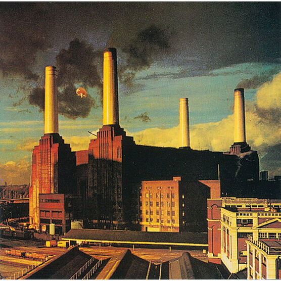 Pink Floyd - Animals (Re-Mastered) - CD
