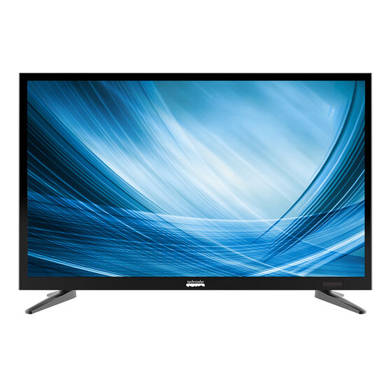Technicolor 19 inch LED Backlit LCD TV - TR1902