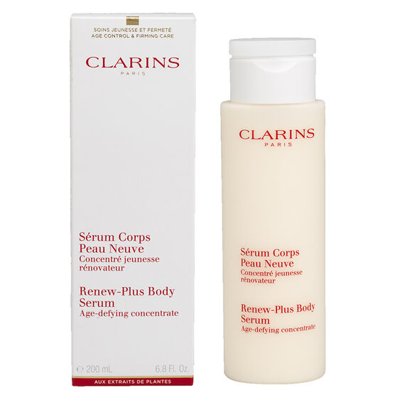 Clarins Renew-Plus Body Serum - 200ml
