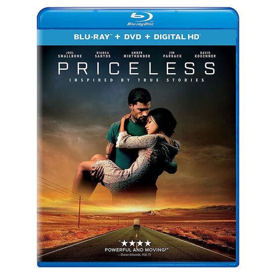 Priceless - Blu-ray