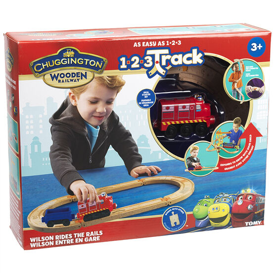 Chuggington Wooden Railway  - Starter Set
