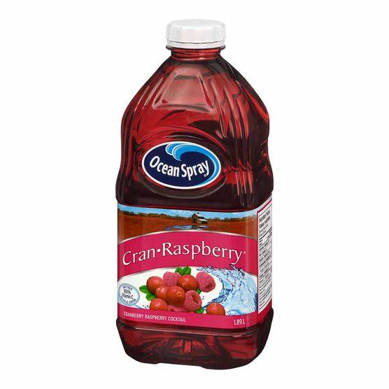 Ocean Spray Cran-Raspberry Cocktail - 1.89L