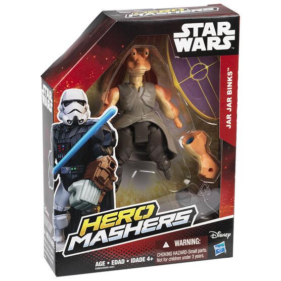 Star Wars Hero Mashers Figure - Assorted - B3656