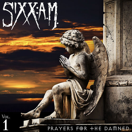 Sixx:A.M. - Prayers For The Damned - CD