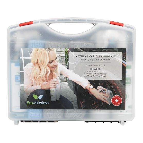 Ecowaterless Car Cleaning Kit