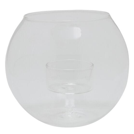 Nuvo Glass Tealight Globe - 4.7x4.7x4inches