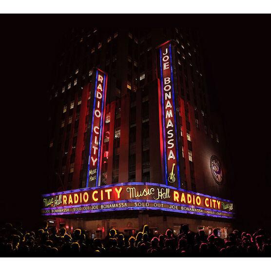 Joe Bonamassa - Live At Radio City Music Hall - CD + DVD