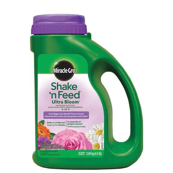 Miracle-Gro Shake 'N Feed Ultra Bloom - 2.04kg
