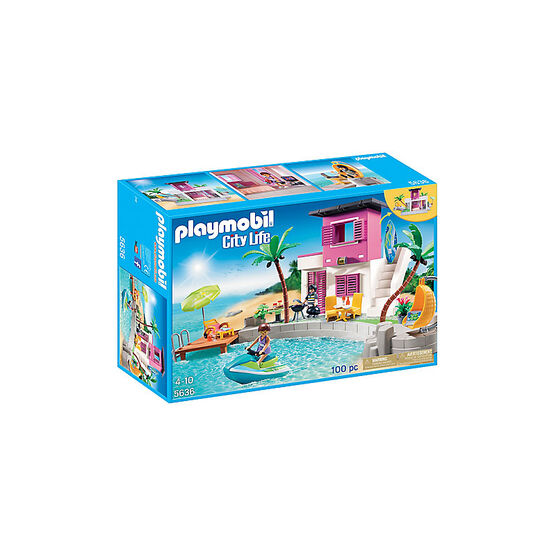 Playmobil City Life -  Luxury Beach House
