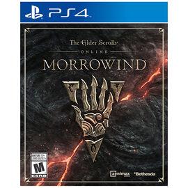 PS4 The Elder Scrolls Online - Morrowind