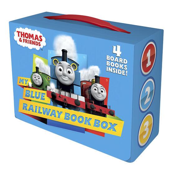 Thomas & Friends: My Blue Railway Book Box