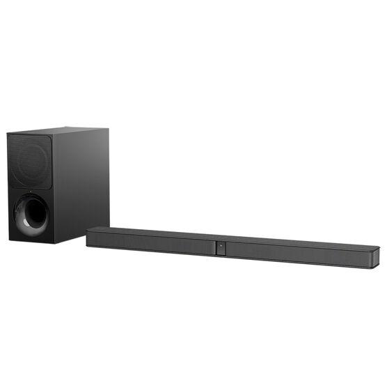 Sony 300W Premium Soundbar - Black - HTCT290