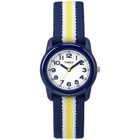 Timex Youth Watch - Blue/Yellow - TW7C05800KU