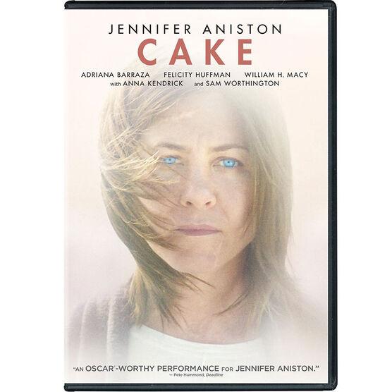 Cake - DVD