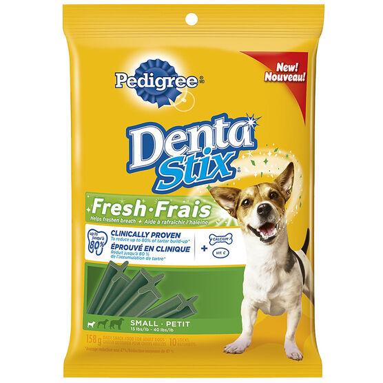 Dentastix Fresh Small Dog Treats - 158g