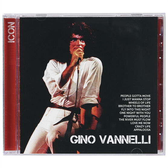 Gino Vannelli - Icon - CD