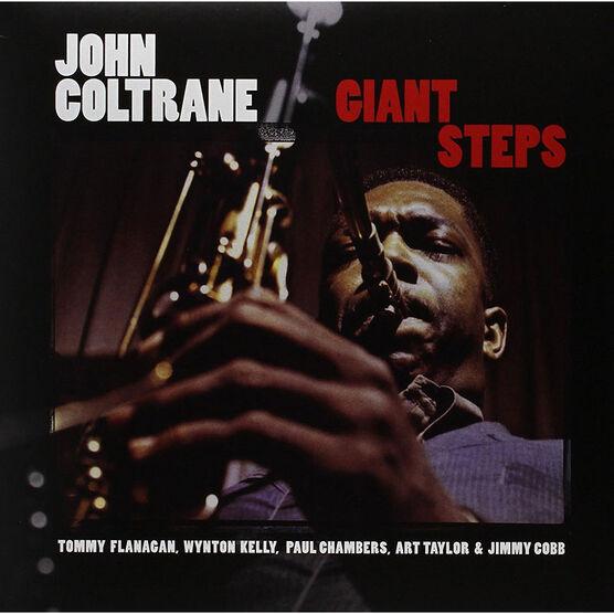 John Coltrane - Giant Steps - Vinyl