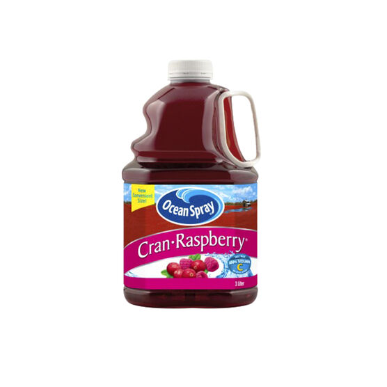 Ocean Spray - Cran-Raspberry - 3L