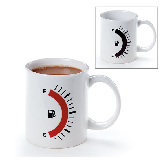 Perfect Solutions Mug with Fuel Gauge - ST7061LD17