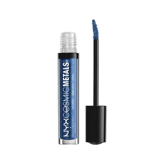 NYX Professional Makeup Cosmic Metals Lip Cream - Dark Nebula