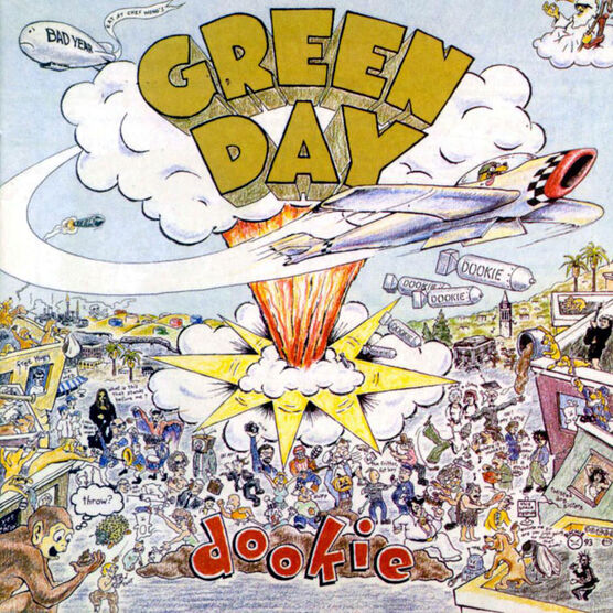 Green Day - Dookie - Vinyl