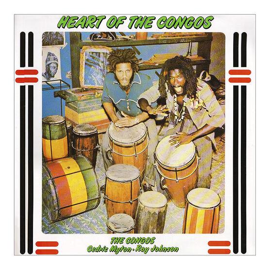 The Congos - Heart of the Congos - Vinyl