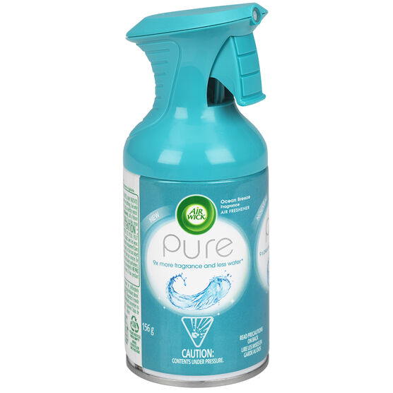 Airwick Pure Aersol - Ocean Breeze - 156g