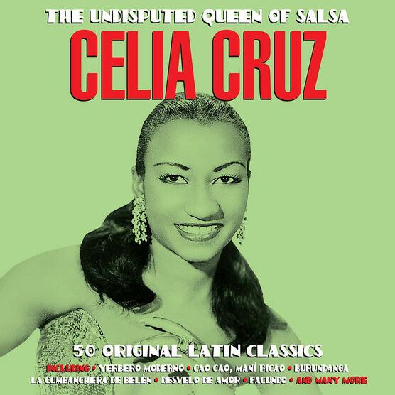 Celia Cruz - The Undisputed Queen of Salsa - 2 CD