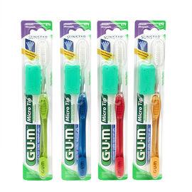 G.U.M. Micro Tip Full Head Toothbrush - Ultra Soft