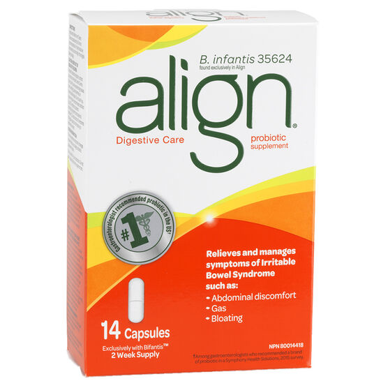 Align Probiotic Supplement - 14's