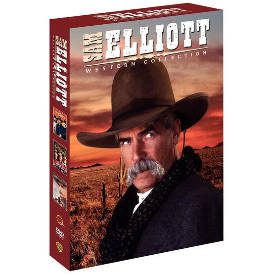 Sam Elliott Westerns Collection - DVD