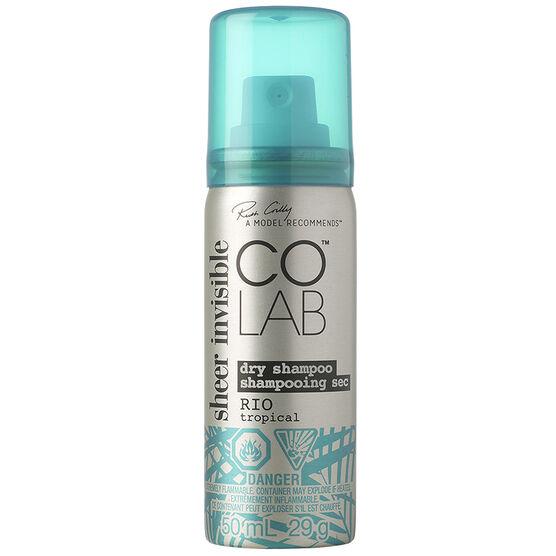 COLAB Dry Shampoo Rio - Sheer Invisible - 50ml