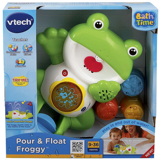 VTech Pour & Float Froggy