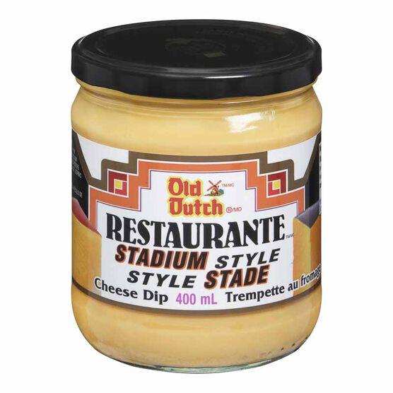 Old Dutch Restaurante - Stadium Style Cheese Dip - 400ml
