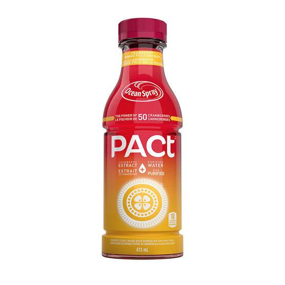 Ocean Spray Pact Cranberry Mango - 473ml