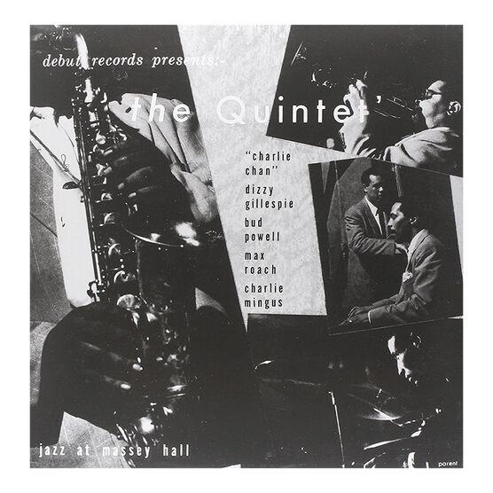 The Quintet - Jazz at Massey Hall - Vinyl