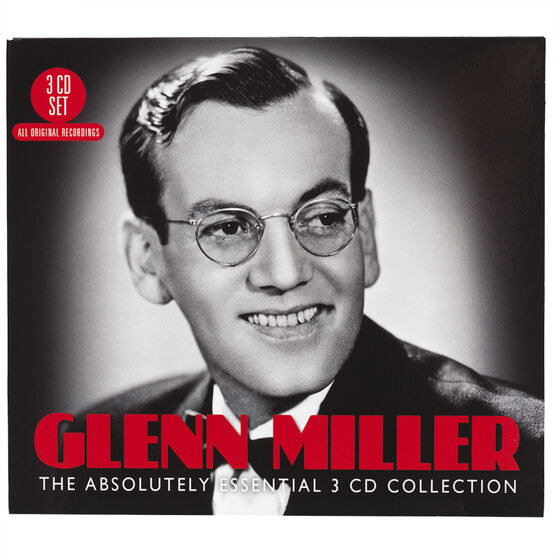 Glen Miller - The Absolutely Essential 3 CD Collection - 3 CD