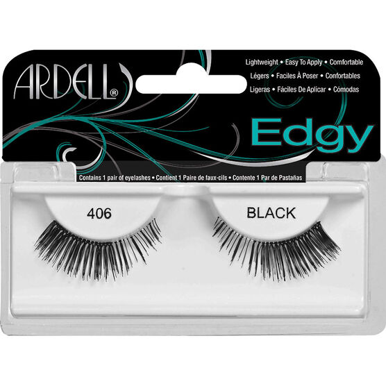 Ardell Edgy Lashes - #406